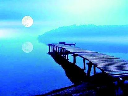 """""""海上生明月""""原来是轮湖北月!与湖北月相关的古诗词有哪些?"""