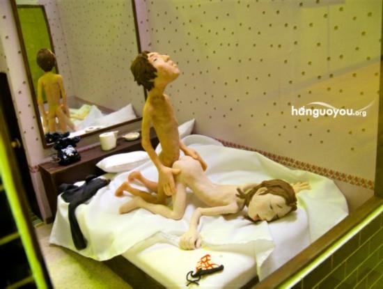 济州岛性爱乐园情趣展览现场图曝光