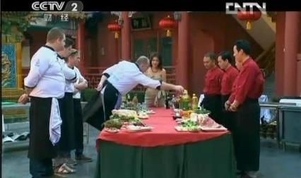 中国大厨vs法国大_中国大厨vs法国大厨:不知肥肉可炼油法大厨怒了中国人笑了(图
