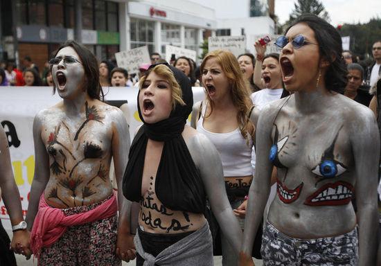 feministas actuales xxx prostitutas callejeras