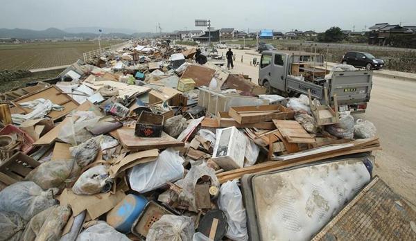 日本遇难195人 2016年绘制洪灾风险地图根本没用上