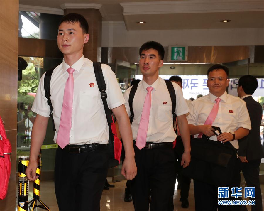 朝鲜颁布政令将实施大赦 朝乒乓球代微商外贸厂家免费招代理一件代发表团抵达韩国