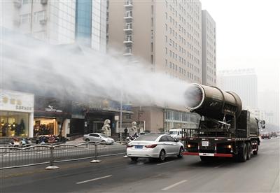 郑州副书记:空气太差出去招商脸都挂不住 - 新进青年 - 新进青年的博客
