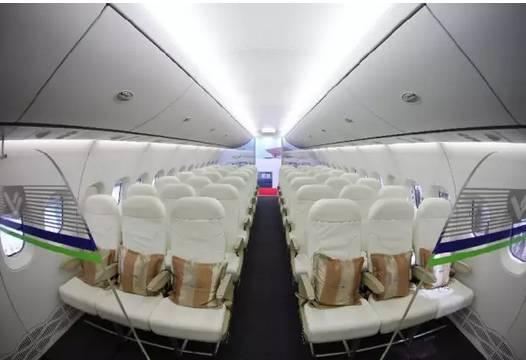 飞机唯一的座椅供应商