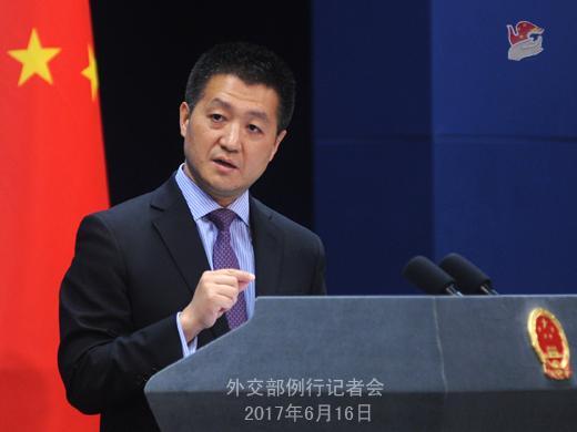 外交部回应&quot美考虑制裁与朝鲜商业往来的企业&quot等热点