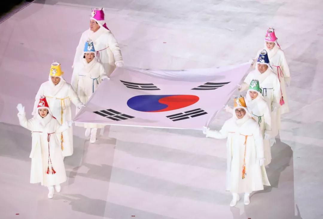 这是一场冬奥会开幕式,没想到.