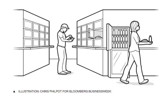 """【中国那些事儿】美媒:中国成世界零售创新""""实验室"""" 消费者获益多_时事要闻"""