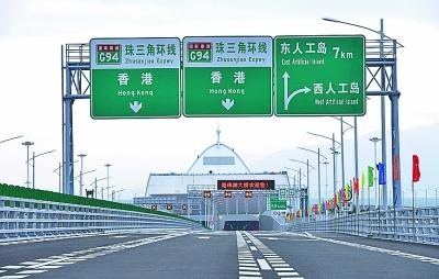 港珠澳大桥背后的科技支撑