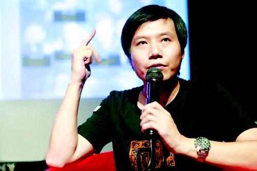 2013中国经济年度人物揭晓 楚商雷军获年度人物 图