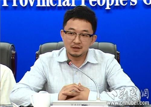光谷海归创业创新人才走进湖北省政府新闻发布厅(图)