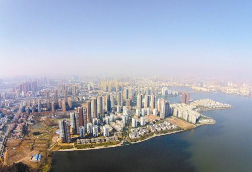 武汉高端住宅供大于求 去年新房价格下跌一成