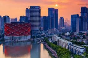 中国经济十强城市出炉 武汉老九天津或跌出前五