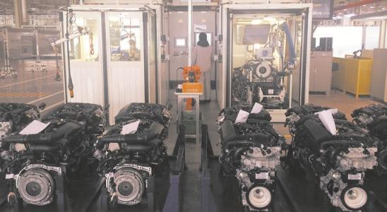 鄂企研制高性能发动机井喷式出口欧洲 预计上半年可达9万台