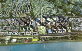 """吸引953亿元投资!长江左岸生出国际总部""""绿洲"""" 江水成清洁能源"""