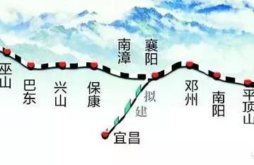 最新消息!湖北将开建多条高铁和高速公路路线