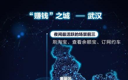 支付大数据显示:23点到凌晨4点 超7%武汉小微企业仍营业