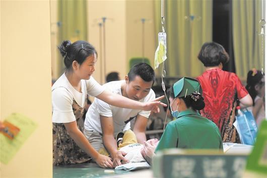 湖北儿科医生缺口达两万人 有医院儿科急诊挂号排到第749号