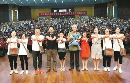 今年近八千大学生当湖北乡村教师 15年间已有十余万人次赴农村任教