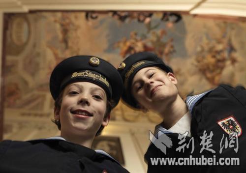天籁维也纳童声合唱音乐会将在武汉剧院唱响