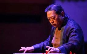 """武汉73岁古琴艺术传承人获评""""中国非遗年度人物"""""""
