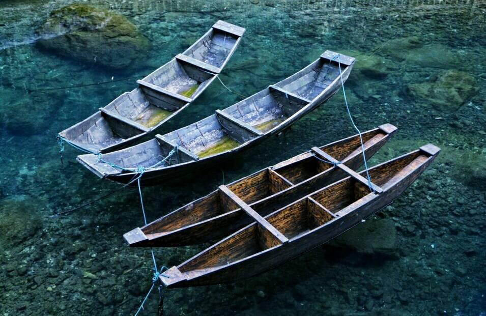 """狮子关水上栈道 """"世界三大千岛湖""""之称的 仙岛湖"""