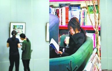 """""""阅读之美""""摄影展在湖北省图书馆开展 拍摄了27个国家和地区的读者"""