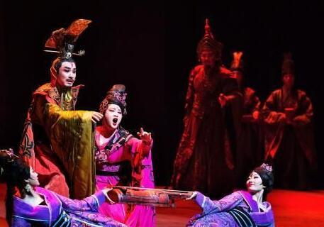 湖北民族歌剧《楚庄王》在京首演呈现浓郁楚文化