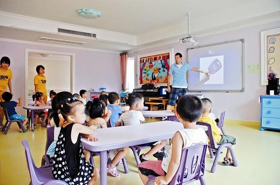 """武汉私立幼儿园刮起""""贵族""""风 攀比心理使然"""