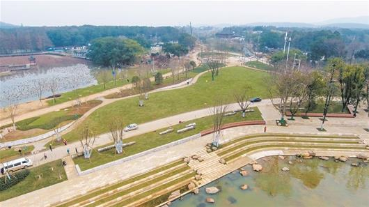 武汉东湖绿道28日即将开放 揭世界级绿道怎样建成图片
