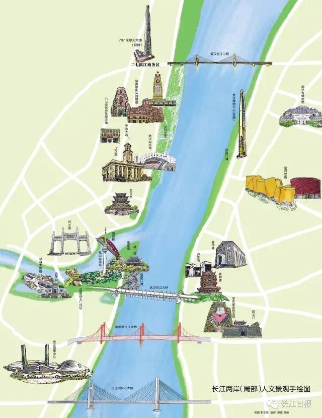 未来城市规划手绘图