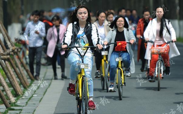 武汉暂停共享单车投放上线不足一年湖北多地被叫停到底咋滴了
