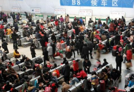 武汉首波春节返程客流启动 主要前往北上广深方向