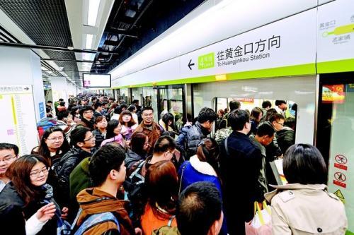 武汉今年开通3条地铁线 其中2条在光谷片区