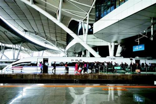 高铁成网!从武汉始发2至7小时可抵达全国25个省级行政区城市