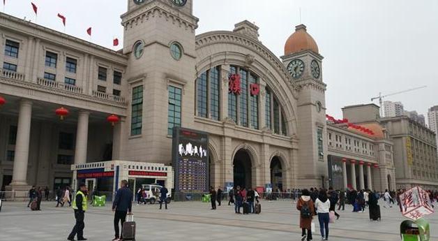 武汉铁路调整列车运行图 4小时到北京的快车增多