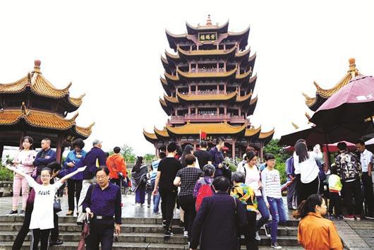 黄鹤楼景区将大规模扩容 武昌将投4.7亿元建历史文化旅游名城