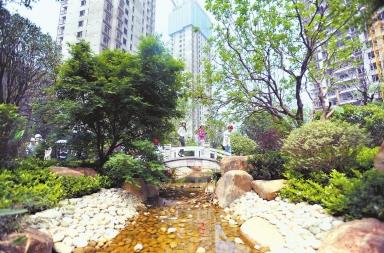 探秘军运会史上首个运动员村 黄鹤楼东湖绿道融入形象景观