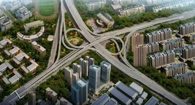 光谷大道南延线主体结构预计年底贯通 将连接东湖隧道与绕城高速