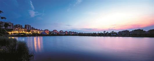 中法武汉生态示范城轮廓初现  与光谷遥相呼应打造千亿板块增长极