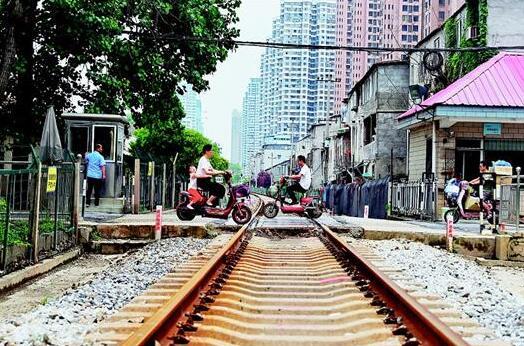18.4公里武九铁路北环线启动搬迁 将变身世界级城市公共空间