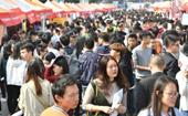 武汉理工大校园专场招聘会举行 714家企业将提供近1.6万个岗位