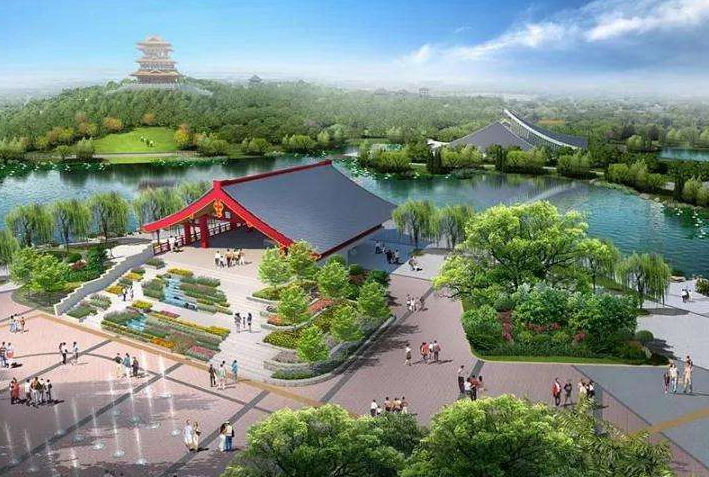 第十一届中国(郑州)国际园林博览会闭幕 武汉园斩获5个大奖
