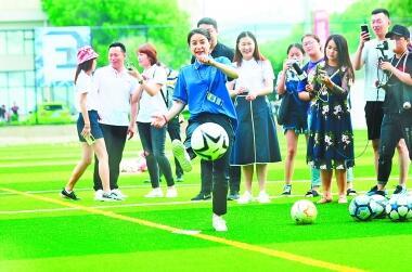 20余位奥运冠军云集江城做公益 武汉频频获赞(图)