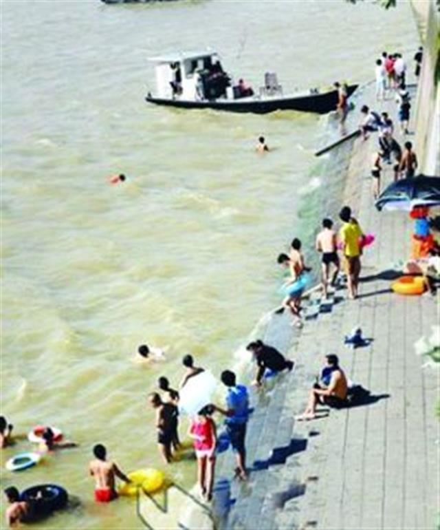 不要让悲剧重演!夏天到了武汉这些地方极易溺水 游泳戏水请远离