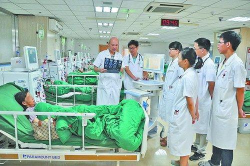 武汉拟出台医疗救助新规:困难对象住院年度救助封顶线提高