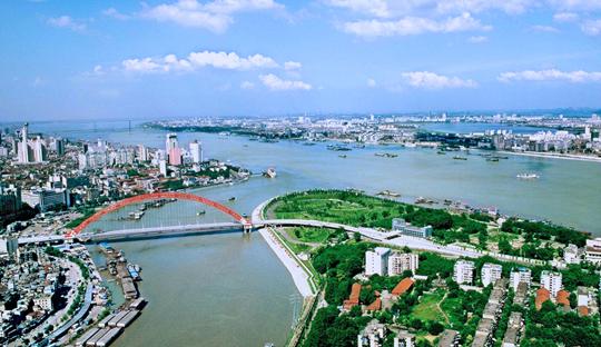 《人民日报》头版头条点赞武汉:大江大湖大保护