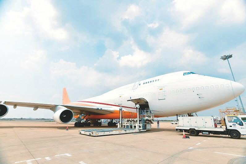 湖北开通第三条洲际全货运航线:武汉全货运航线直飞比利时列日市