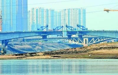 武汉江北快速路主线部分预计10月通车 江岸驾车到新洲20分钟