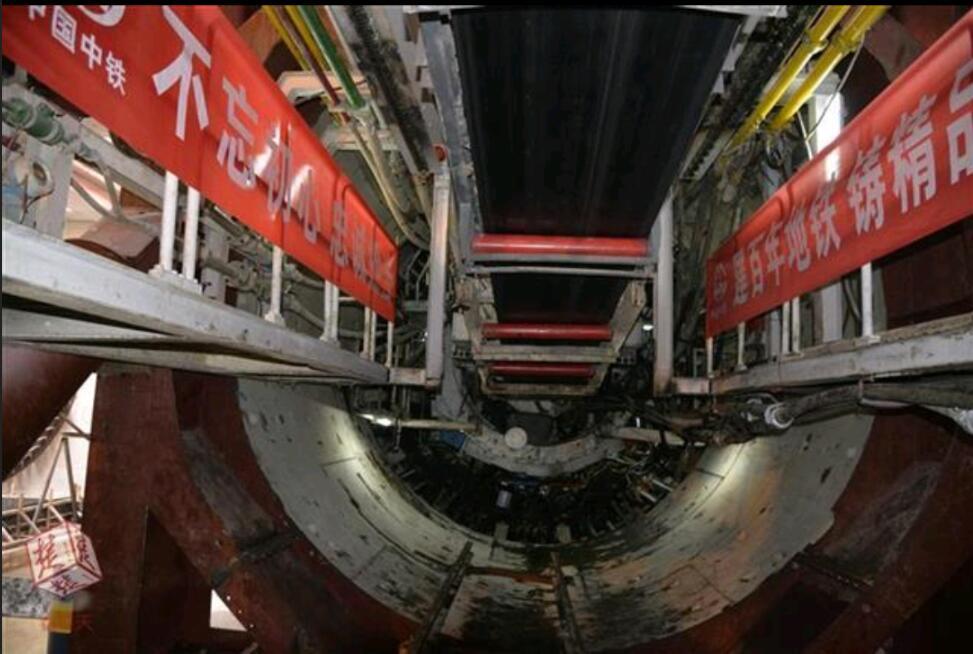地铁5号线武昌片开始盾构!沿江一线串至武汉站 计划2021年开通
