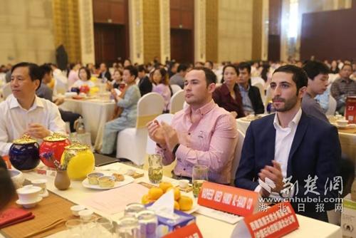 宜红茶全球推介会在武汉启动 百年香茗重焕生机(图)